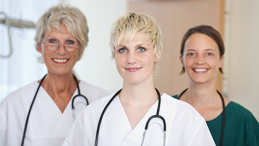 Ärzte, Pflege & Kooperationspartner